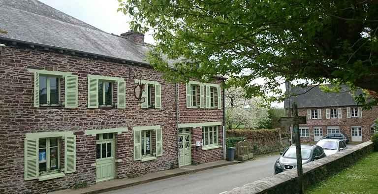 Breton-town-house
