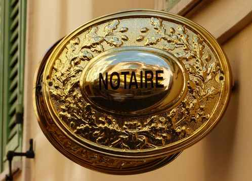 Notary-sign-in-France