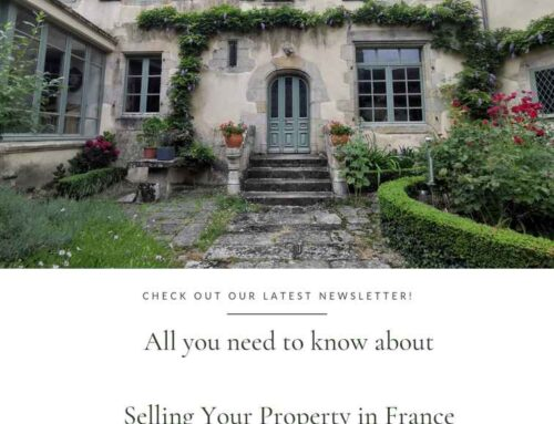 All about Selling Your Property in France