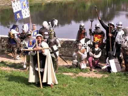 medieval-dress